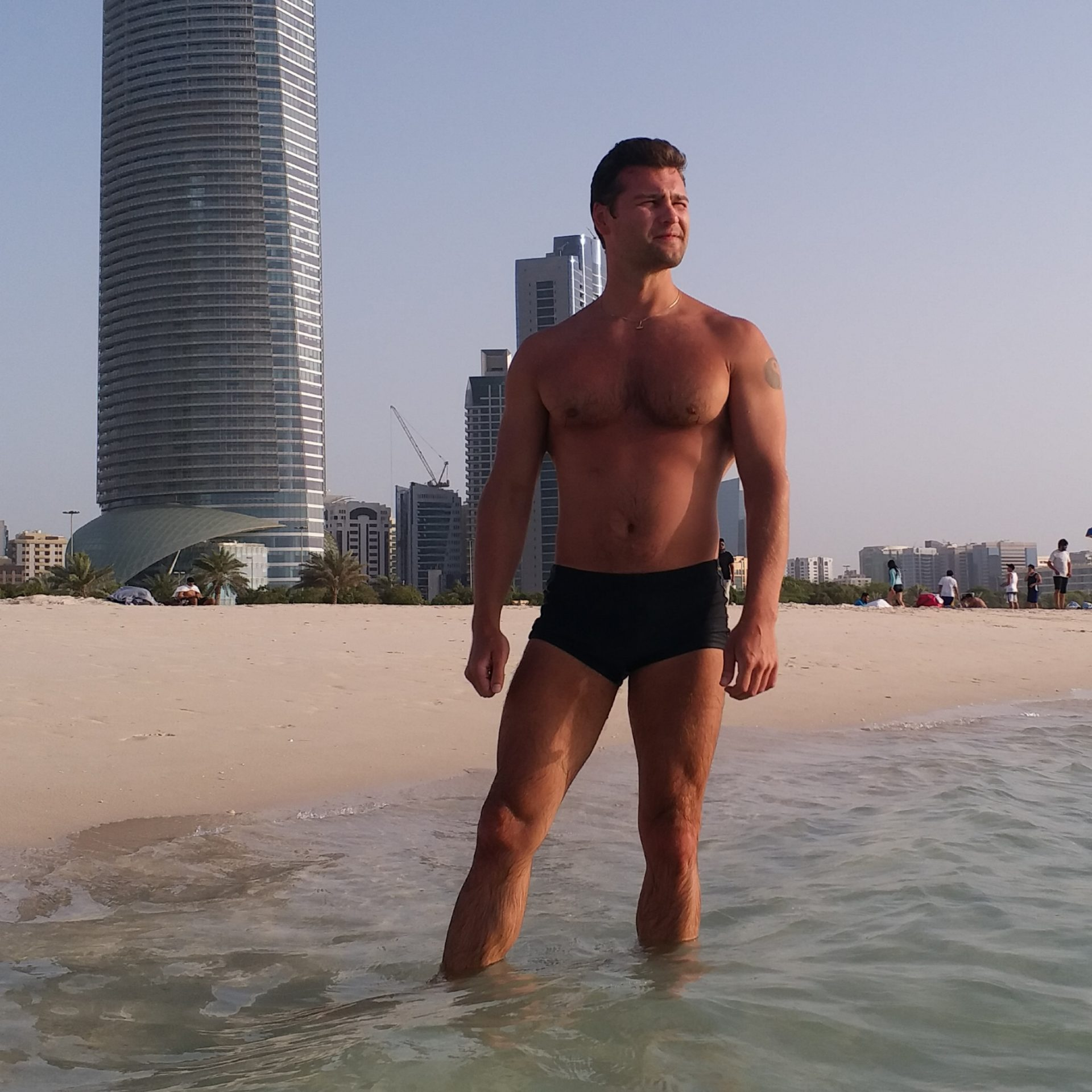 Male escort in moscow